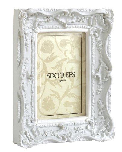 Sixtrees - Para Chelsea - Marcos Estilo Chic Envejecidos Muy Adornados para Fotografías de 150 x...
