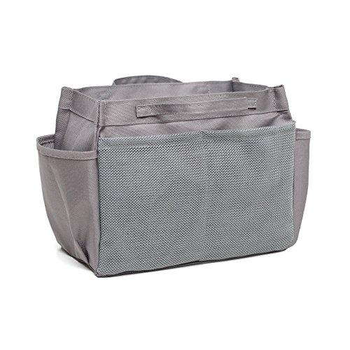 Rayen 6093 - Organizador de bolsos con 10 compartimentos, 24x13x19 cm