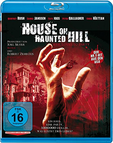 House on Haunted Hill [Blu-ray] (Haunted-house-film)