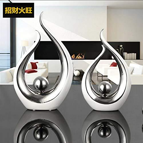 Kreative Moderne Schlafzimmerdekorationen Minimalistischen Home Décor Keramik-Ornamente Lucky Veranda Home Tv Cabinet Handwerk Der Schmuck