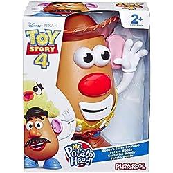 Monsieur Patate - Monsieur Patate Woody - Jouet enfant 2 ans - La Patate du film Toy Story - Jouet 1er age