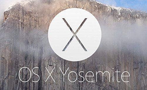 OS X Yosemite 10.10 Vollständige Installation oder Upgrade Bootfähige 8GB USB Stick [Nicht DVD / CD] Mountain Lion Os X Software