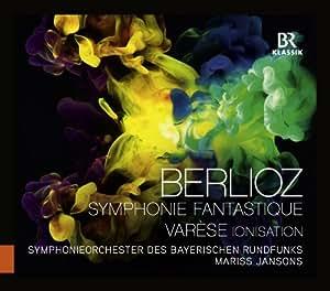 Symphonie Fantastique [Mariss Jansons, Bavarian Radio Symphony Orchestra] [BR Klassik: 900121]