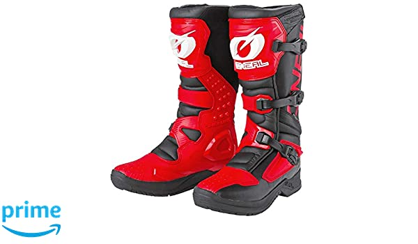 ONeal Unisex Motocross Stiefel RSX Boot Rot 0334-1 43