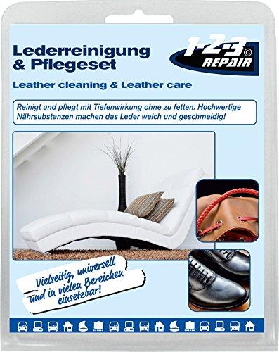 123repair Lederpflege Leder Reiniger Lederreiniger Sattelpflege Sattelreiniger