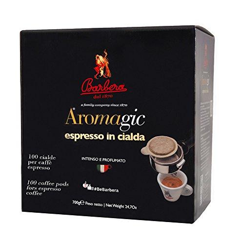 100 Coffee Pods Box - Aromagic - Barbera Coffee