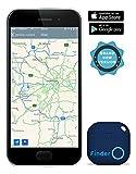 musegear® App Schlüsselfinder -finder 2- 3x lauter- blau- Schlüssel, Keys, Handy, Fernbedienung wieder-finden - Smartphone Bluetooth GPS Kopplung