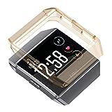 Cover protettiva sostitutiva per Fitbit Ionic, greatgo TPU Soft Protection Accessori flessibili Antiurto Accessori regolabili per Fitbit Ionic Smart Watches