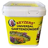 Keyzers Universal Gartendünger 2,5 KG