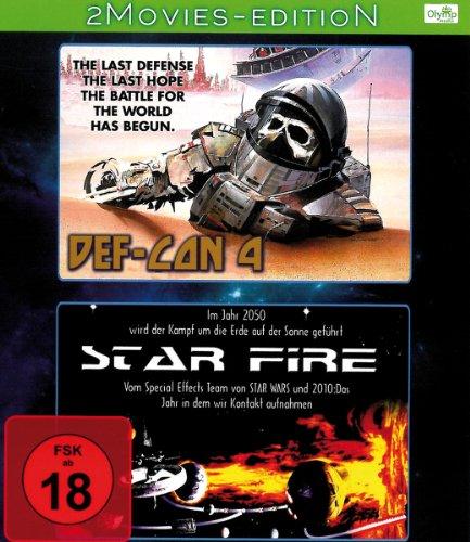 Preisvergleich Produktbild Def-Con 4 / Star Fire - 2 Movies-Edition [Blu-ray]