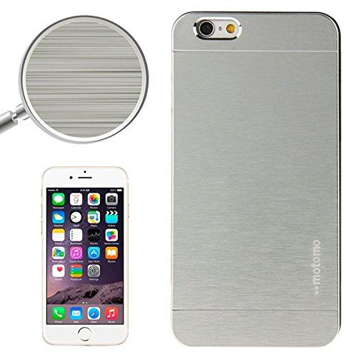 Wkae Case Cover 2 in 1 geputzt textur metall &- schutzhülle für das iphone 6 plus &65 plus ( SKU : S-IP6P-0523S ) S-IP6P-0523S