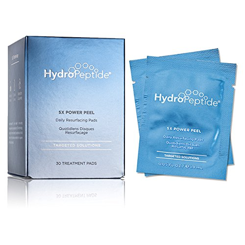 Hydropeptide 5X Power Peel 30 Treatment Pads (Power Peel)