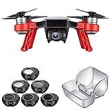 Neewer Set di 6 Filtri per Drone DJI Spark, Filtri Multi-rivestiti di Stile...