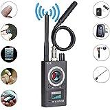 Rilevatore Telecamera Antispia, Rilevatore Segnale Cimici RF, Lente Laser Segnale Pinhole Wireless Rilevatore GSM Sensibilità Ultra Alta Tracker Full-Range