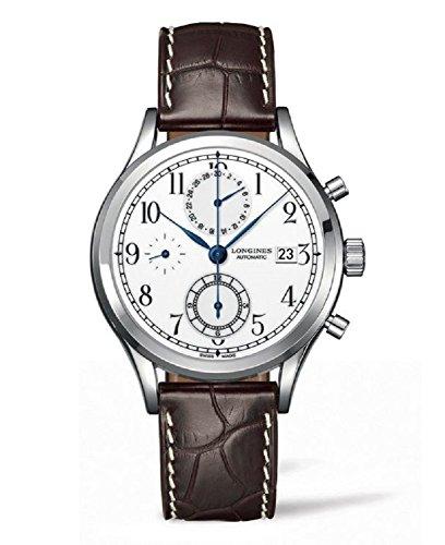 Longines Patrimonio Chrono reloj l2.815.4.23.2
