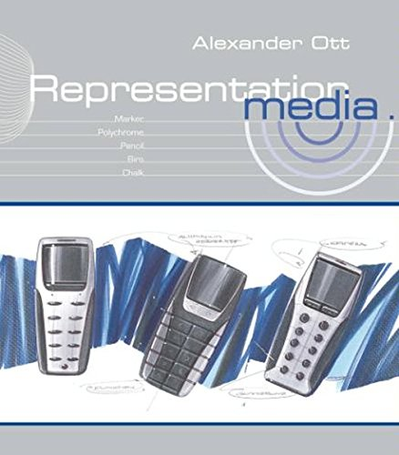 Representationmedia: Marker, Polychrome, Pencil, Biro, Chalk