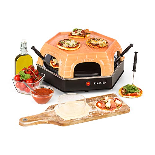 Klarstein Capricciosa Horno 6 personas • Horno pizzas