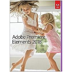 Adobe Premiere Elements 2018 | PC/Mac | Disk