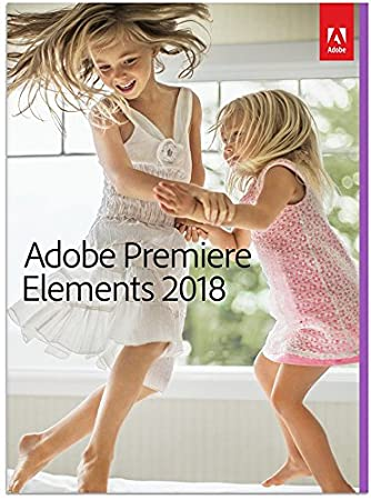 Adobe Premiere Elements 2018 Upgrade Version