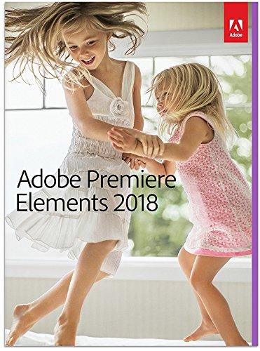 Adobe Premiere Elements 2018 | Standard| PC/Mac | Disque