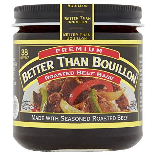 Better Than Bouillon Beef Base (6x8oz) 8 Oz Bouillon