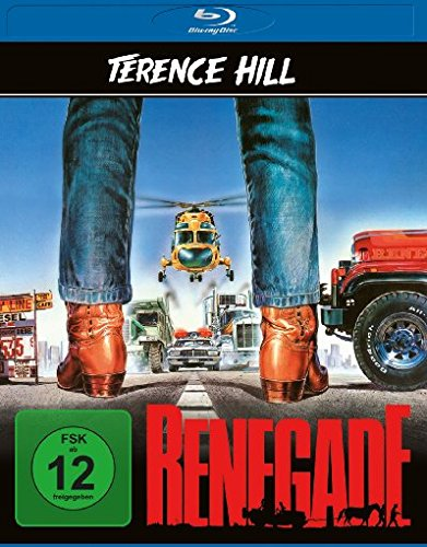 Renegade [Blu-ray] -