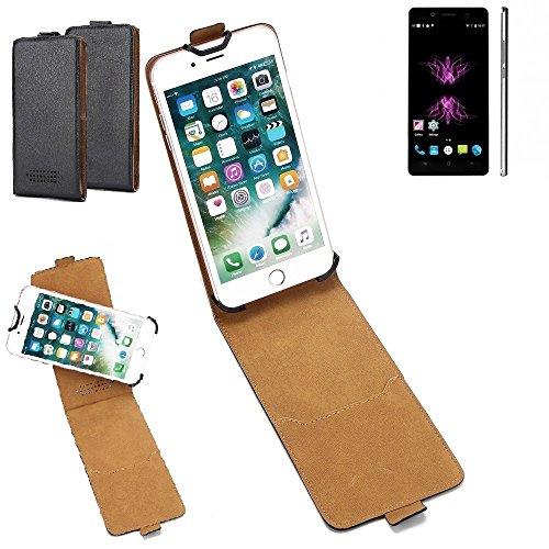 K-S-Trade Hülle für Cubot X16 Tasche Handyhülle Schutzhülle Handytasche Case Schutz-Hülle 360° Smartphone Flip Style Case Flipcase Kameraschutz aus Kunstleder