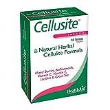 HealthAid Cellusite - Antioxidants & Detoxifying Herbs - 60 Vegan Tablets