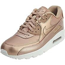 NIKE W Air Max 90 Ultra 2.0 Damen Sneaker Schwarz 881106 001