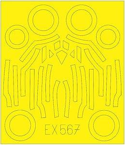 Eduard Accessories ex56730502000F de 35A for Meng