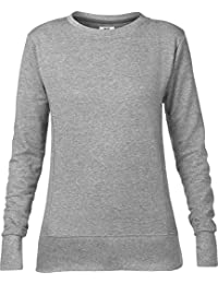Anvil Womens Winter Pullover Princess Seam Mid-Scoop French Terry Sweatshirt