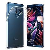 Huawei Mate 10 Pro Hülle, MaxKu Ultra Slim Schutzhülle Soft Silikon TPU Bumper Case Cover Handyhülle für Huawei Mate 10 Pro, Transparent