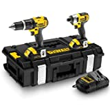 Best Dewalt Cordless Drills - DeWalt 18V Lithium-Ion Combi Drill and Impact Driver Review