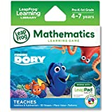 LeapFrog Disney/Pixar Finding Dory Learning Game (for LeapFrog Epic, LeapPad Platinum, LeapPad Ultra, LeapPad2...
