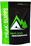 MSM Powder 100g - Free Delivery - 100% Pure from Peak Supps