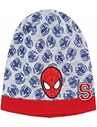 Spiderman Jungen Mütze 2016 Kollektion - grau