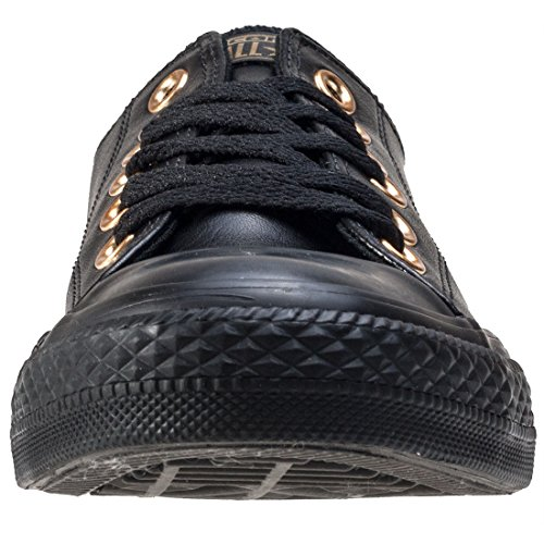 ConverseChuck Taylor All Star Craft Sl - All Star OX donna Black Gold