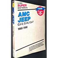 AMC jeep: Super shop manual, CJ-5, CJ-6,