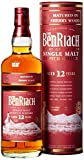Benriach 12 Years Old Sherry Matured mit Geschenkverpackung  Whisky (1 x 0.7 l)