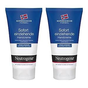 Neutrogena Crema De Manos Absorción Express – 2 Unidades x 75 ml.