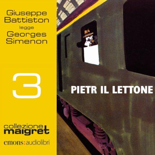 Pietr il lettone (Maigret 3)  Audiolibri