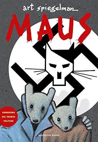 Maus (RESERVOIR GRÁFICA) por Art Spiegelman
