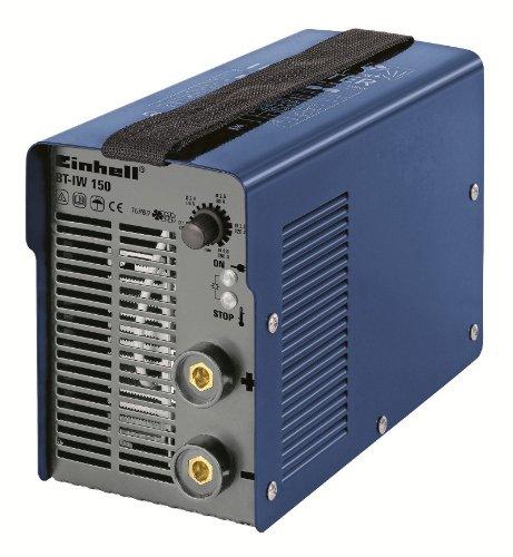 Einhell Inverter - aparato de soldadura BT-IW 150