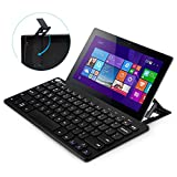 Best Universal Bluetooths - EC Technology Multi-Device Bluetooth Keyboard Ultra-Slim Universal Wireless Review