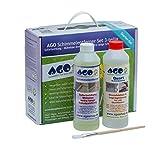 AGO Schimmelentferner + Schimmelstop Set 3tlg. Stärkstes 'Anti-Schimmel-Mittel' auf dem Markt! Für Innen und Außen geeignet.