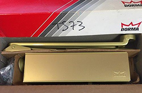Dorma TS73 - Türschließer mit Ritzel und Zahnstange mit Zirkelarm - Stärke 3 (2)
