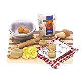 Rungao 1/12Dollhouse miniatures Accessoires de Cuisine Nourriture meubles Maison de poupée jouet