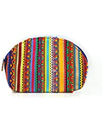 Lukas Designer Hand Wallet For Women/Silk Material/Zipper Wallet/Premium Quality Clutch For Women Multi Color - B07GS2NFGQ