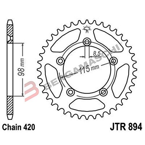 Preisvergleich Produktbild Kettenrad R/W 894–48SC Legierung NEU