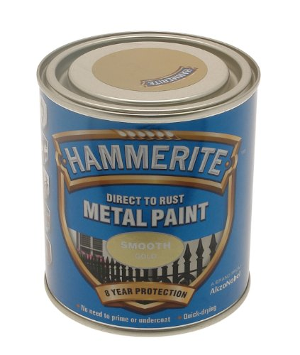 hammerite-ham6701083-250ml-metal-paint-smooth-gold